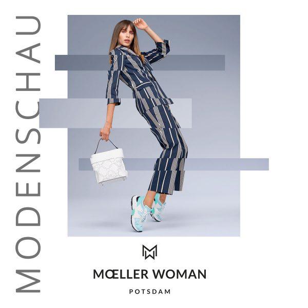 Modenschau am 11. März 2020 - MOELLER WOMEN