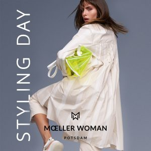 Styling Day am 5. März 2020 MOELLER WOMAN